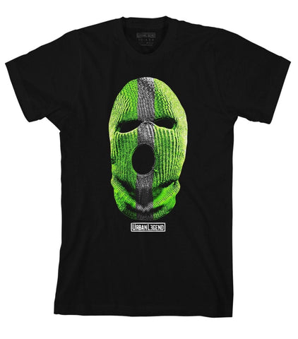 Urban Legends Ski Mask Black (Volt)