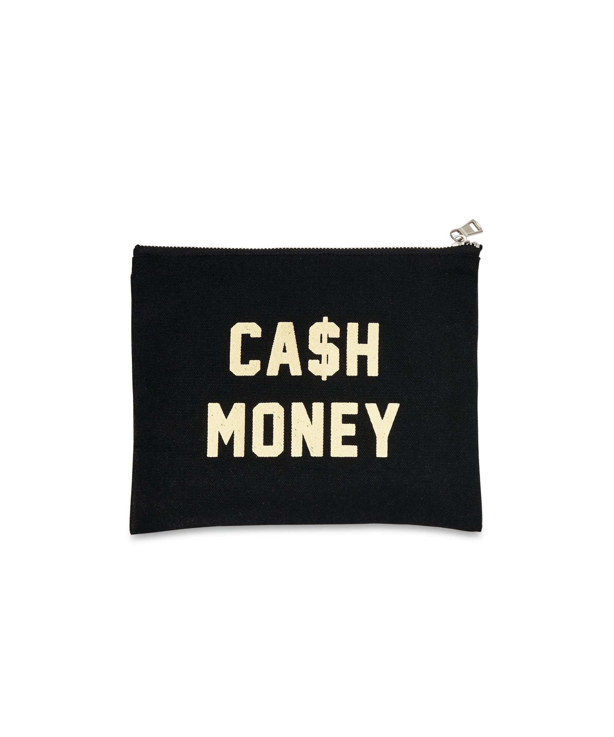 REASON Cash Money Pouch (Black)