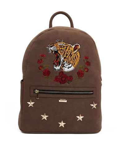 REASON Suede Tiger Backpack