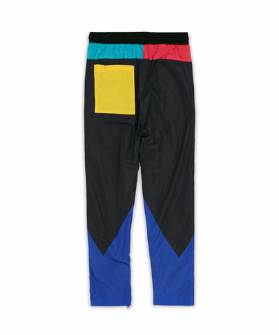 REASON MEMPHIS TRACK PANTS (BLACK)