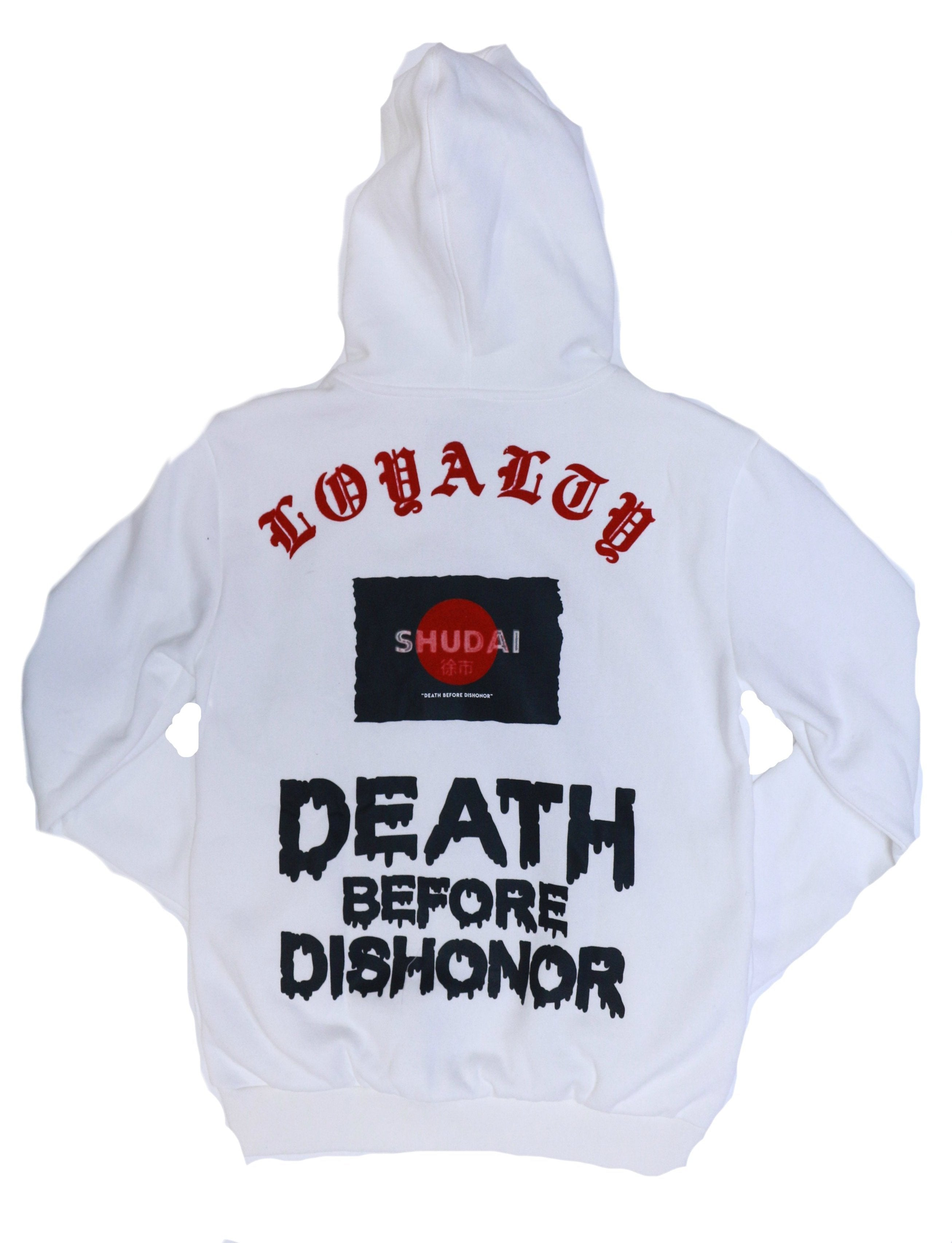 SHUDAI Death Before Dishonor 2 (White)