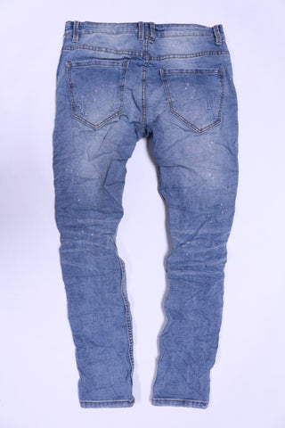 ROYAL SEVEN Fashion Jeans (Light Wash)