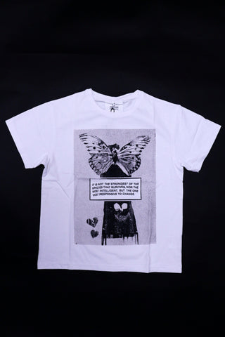 Profound Responsive to Change Tee (White)