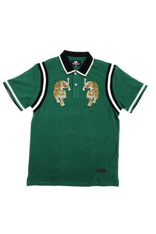 Damati Jaguar Polo (Green)