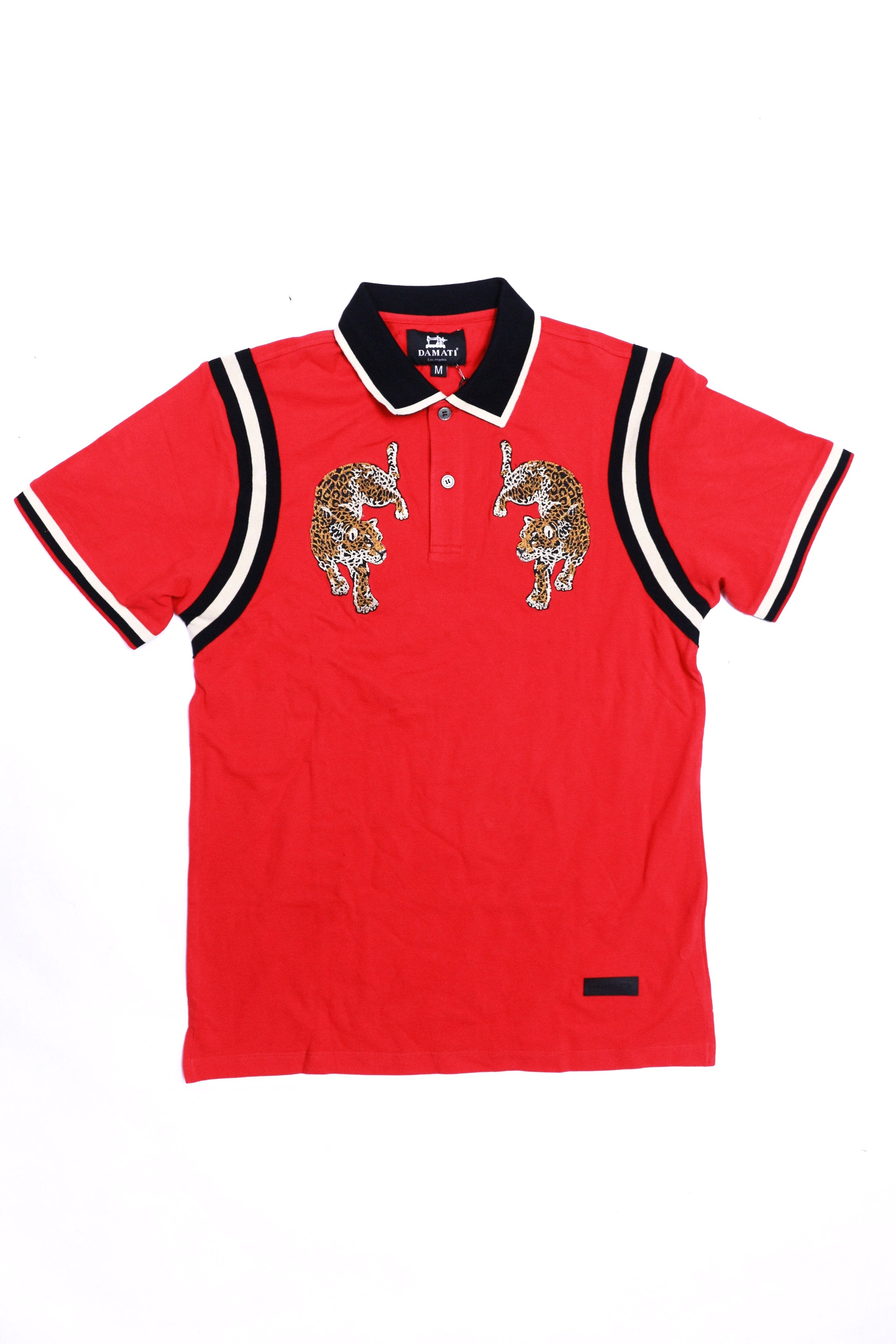Damati Jaguar Polo (Red)