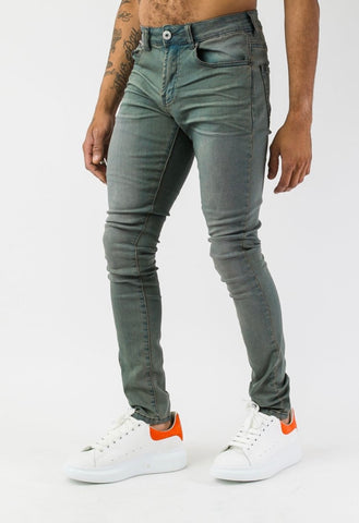 Serenede Sea Foam Jeans
