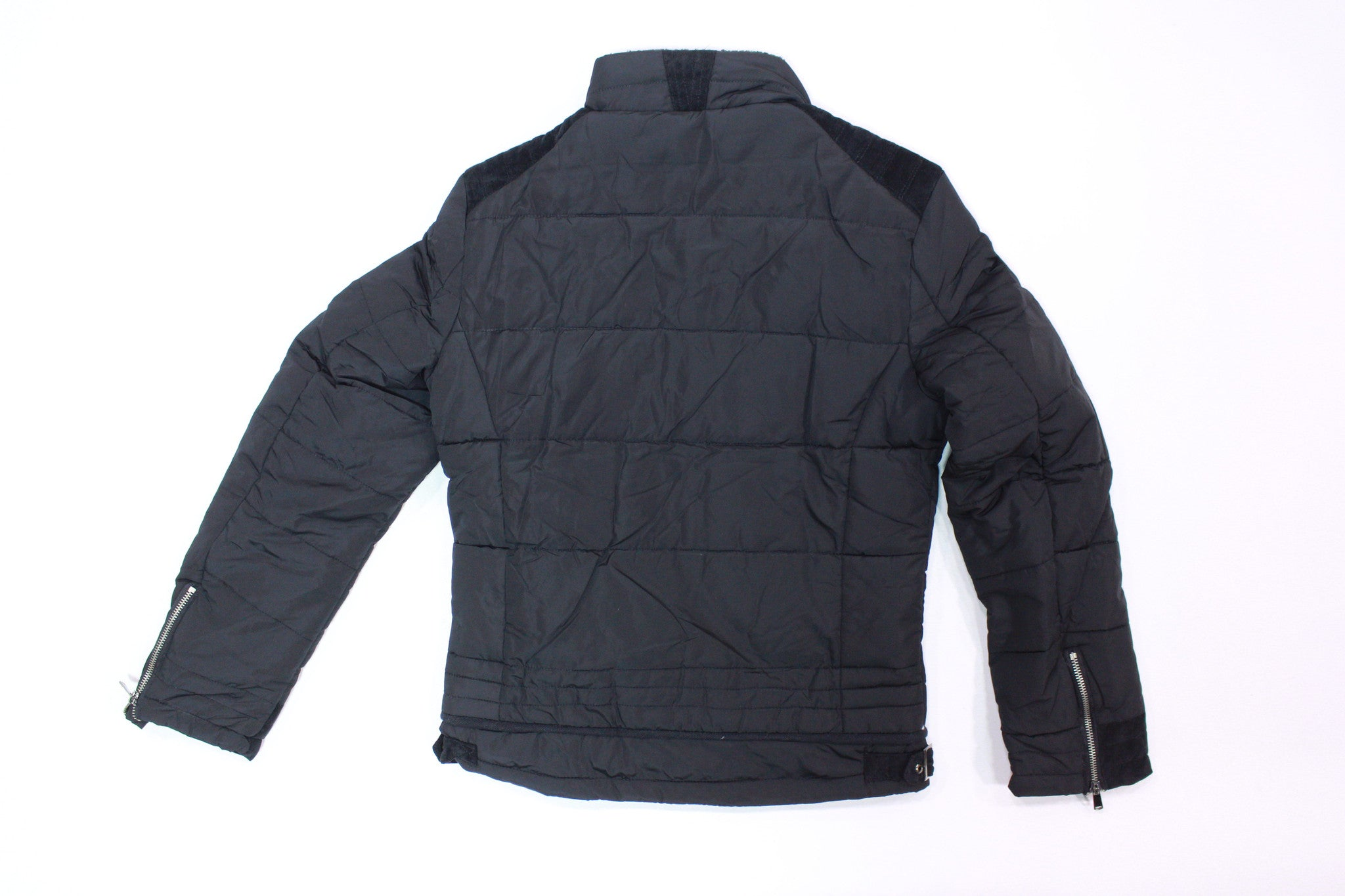 Platini Black Fall Cougar Jacket