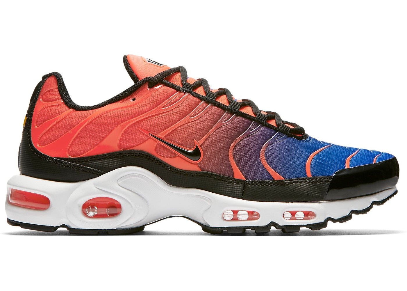4cf4457fc0 NIKE Airmax Plus (Total Crimson/Black Racer Blue) – The Shop 147