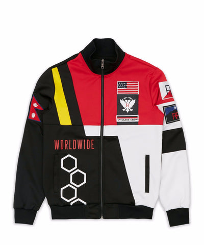 REASON ADVENTURE CLUB TRACK JACKET