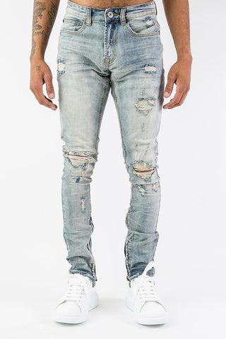 "Serenede ""Sedona Sunset"" Jeans Earth Tone"