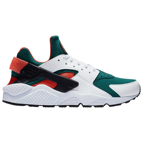 NIKE Air Huarache Run SE (White/Black/RainForest)