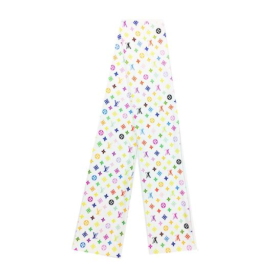 DESIGNER RAG Louie Colorful Scarf