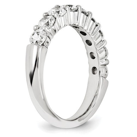 Lumax Share Claw Eternity Band