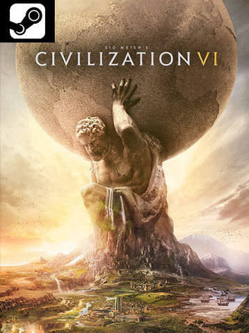 Sid Meier's Civilization [Steam Key]