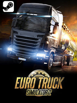 Euro Truck Simulator 2 [Steam Key]