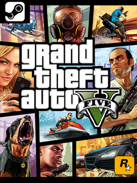 Grand Theft Auto V [Steam Key]