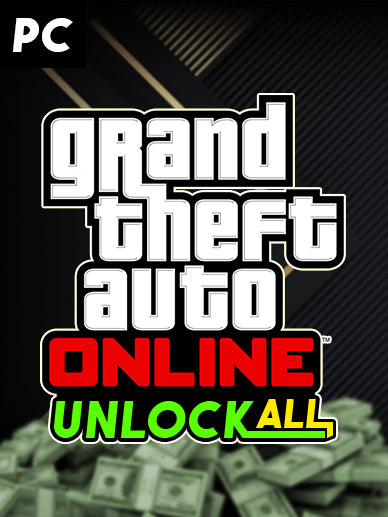 GTA 5 Online Unlock All [PC]