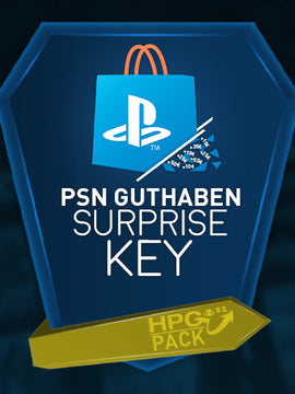 PSN Guthaben - Surprise Pack