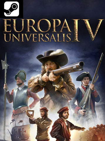 Europa Universalis IV [Steam Key]