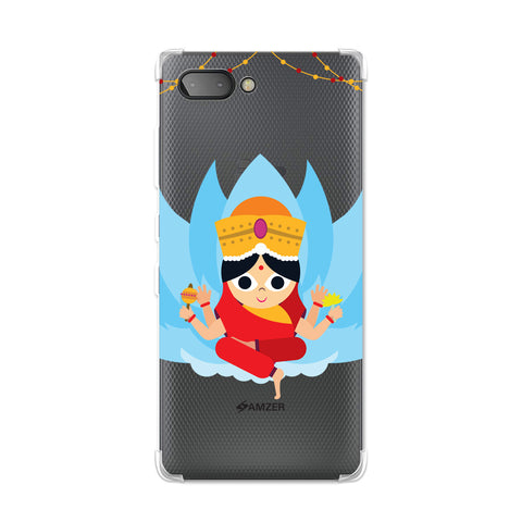 Divine Goddess Soft Flex TPU Case For BlackBerry Key2