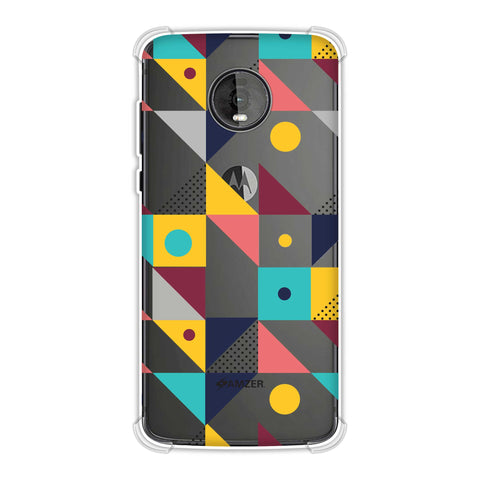 Chevron Chic 2 Soft Flex Tpu Case For Motorola Moto Z4