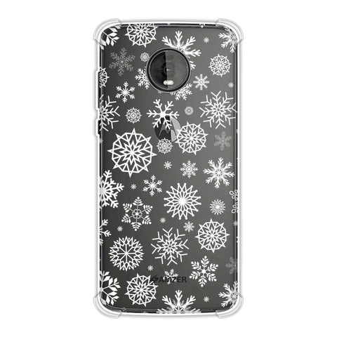 Winter Feels Soft Flex Tpu Case For Motorola Moto Z4