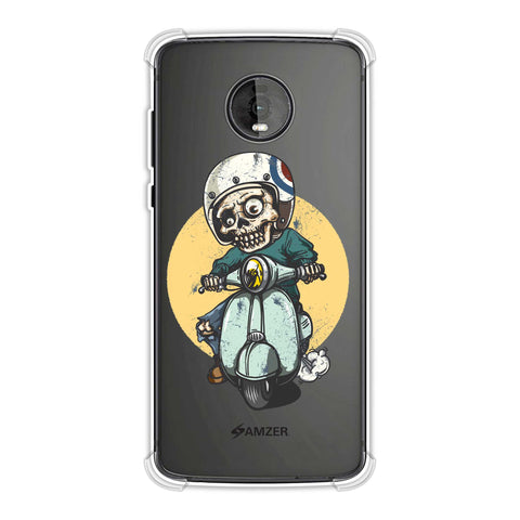 Love for Motorcycles 1 Soft Flex Tpu Case For Motorola Moto Z4