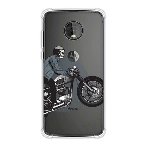 Love for Motorcycles 2 Soft Flex Tpu Case For Motorola Moto Z4