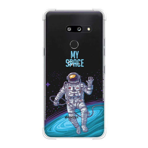 I Need My Space Soft Flex Tpu Case For LG G8 ThinQ