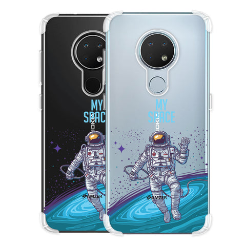 I Need My Space Soft Flex Tpu Case For Nokia 6.2