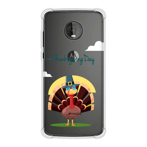 Wise Turkey 2 Soft Flex Tpu Case For Motorola Moto Z4