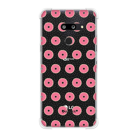 Donuts Soft Flex Tpu Case For LG G8 ThinQ