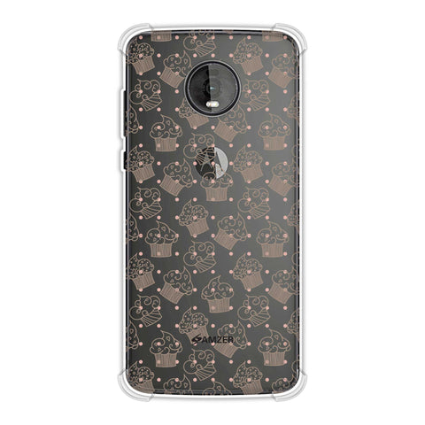 Muffins Soft Flex Tpu Case For Motorola Moto Z4