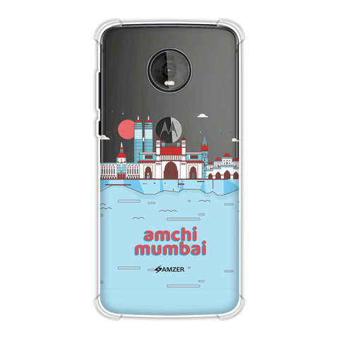 Aamchi Mumbai Soft Flex Tpu Case For Motorola Moto Z4