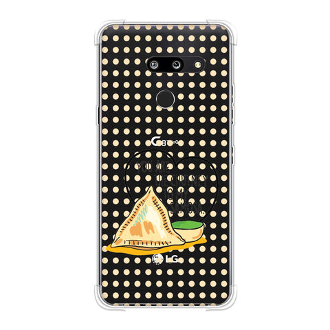 You Are The Chutney To My.. Soft Flex Tpu Case For LG G8 ThinQ