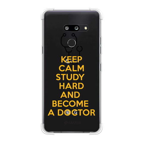 Doctors Quote Soft Flex Tpu Case For LG G8 ThinQ