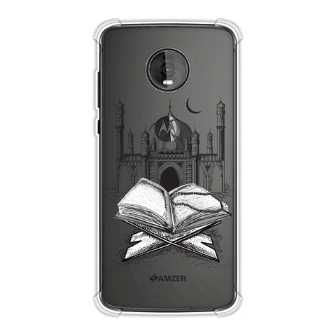 Quran Soft Flex Tpu Case For Motorola Moto Z4