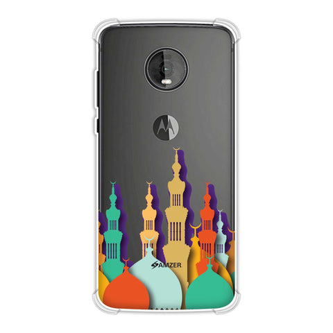 Places Of Worship 2 Soft Flex Tpu Case For Motorola Moto Z4