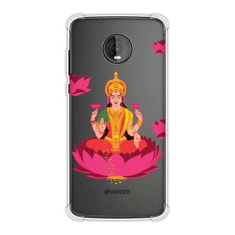 Almighty Laxmi Soft Flex Tpu Case For Motorola Moto Z4
