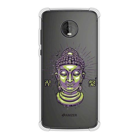 Almighty Buddha Soft Flex Tpu Case For Motorola Moto Z4