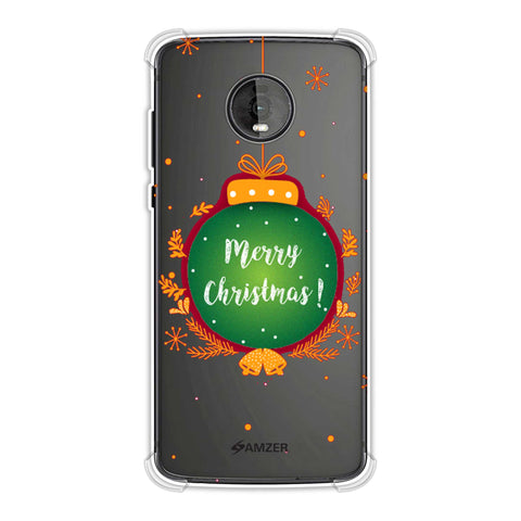 Christmas Soft Flex Tpu Case For Motorola Moto Z4