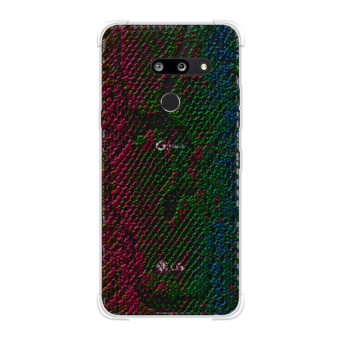 Snakes - Multi Pop Skin Soft Flex Tpu Case For LG G8 ThinQ