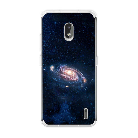 Andromeda Galaxy Soft Flex Tpu Case For Nokia 2.2