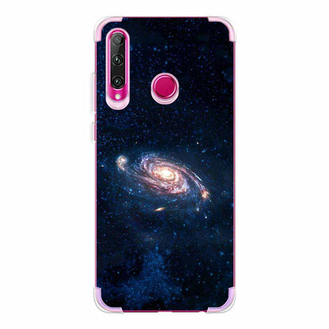 Andromeda Galaxy Soft Flex Tpu Case For Huawei Honor 20i