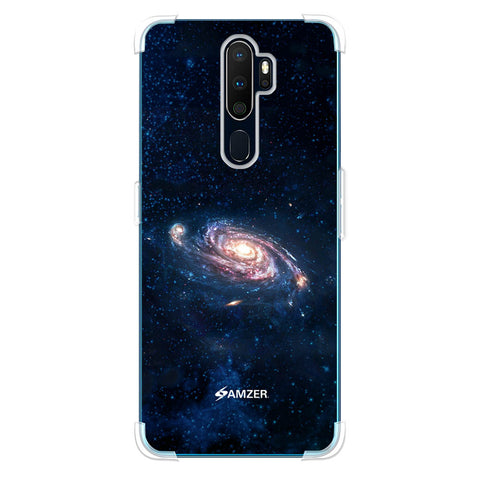 Andromeda Galaxy Soft Flex Tpu Case For Oppo A9 2020