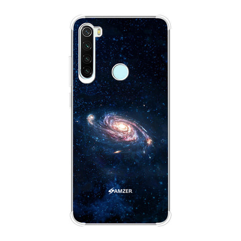 Andromeda Galaxy Soft Flex Tpu Case For Redmi Note 8