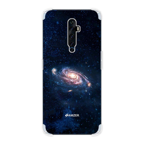 Andromeda Galaxy Soft Flex Tpu Case For Oppo Reno2 Z