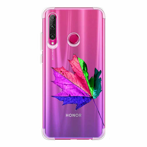 Autumn Leaf Soft Flex Tpu Case For Huawei Honor 20i