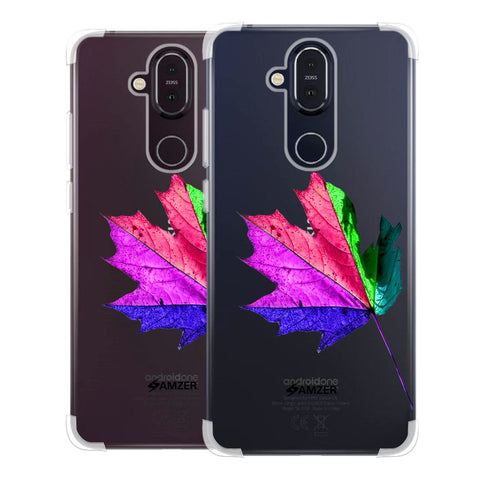 Autumn Leaf Soft Flex Tpu Case For Nokia 8.1