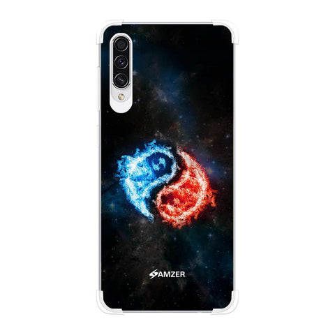 Element - Fire & Water Soft Flex Tpu Case For Samsung Galaxy A50s